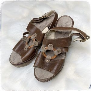 Fiorentini and baker wedges size 38